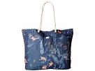Roxy - Tropical Vibe Printed Beach Bag
