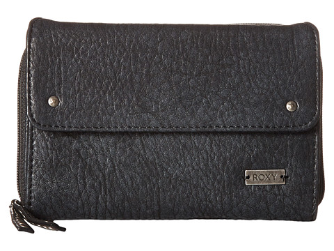 Roxy I Still Care Wallet - Anthracite