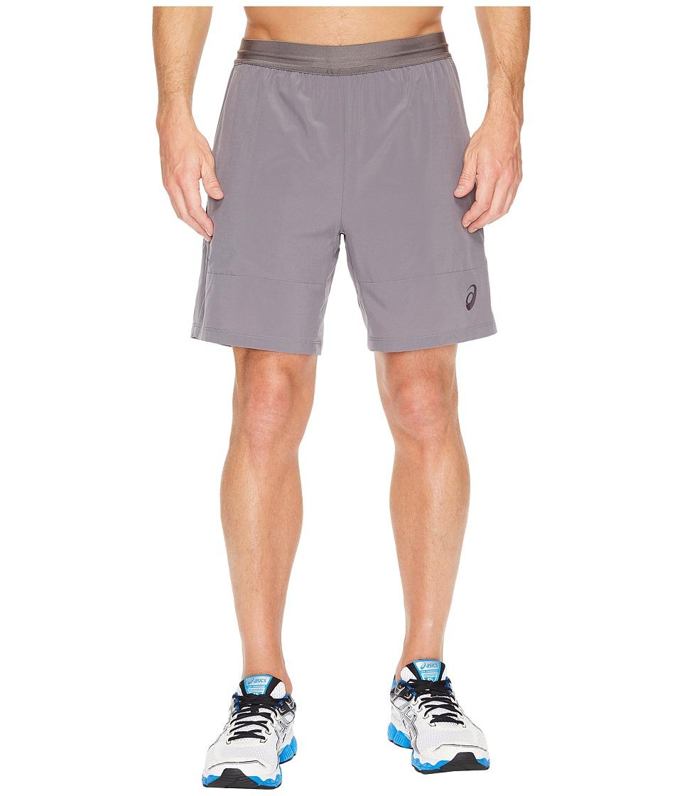 ASICS Athlete Shorts 7 (Castlerock) Men
