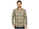 Royal Robbins Vintage Performance Flannel Plaid Long Sleeve Shirt