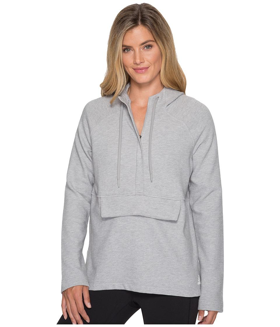 adidas - Fleece Full Zip Hoodie