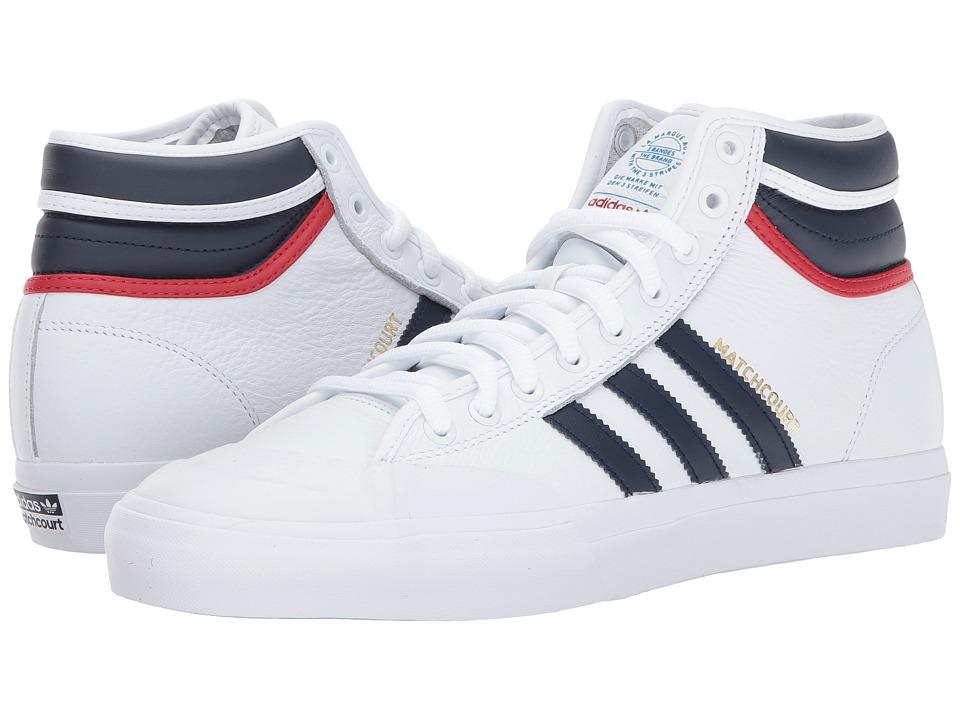 adidas Skateboarding - Matchcourt High RX2 Top Ten (Footw...