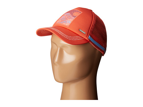 Roxy Dig This Trucker Hat - Spiced Coral