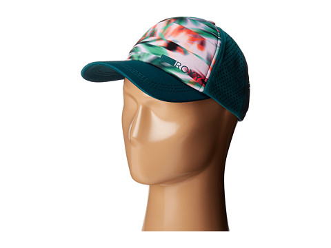 Roxy Waves Machines Trucker Hat - Pale Dogwood Swim Cuban Corn