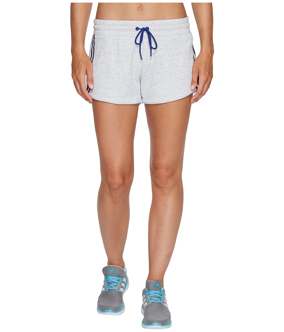 adidas - Sport2Street Shorts (Mystery Ink) Women's Shorts