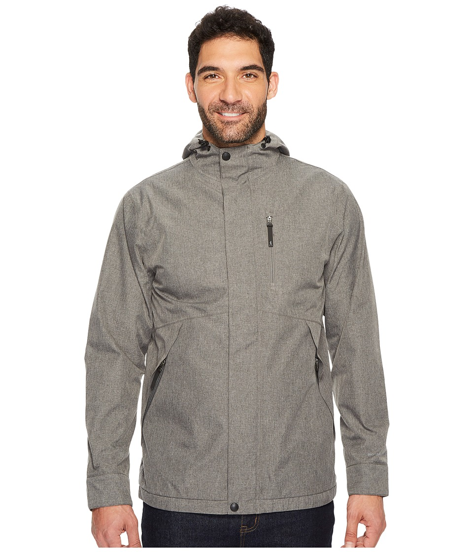 Royal Robbins - Astoria Waterproof Jacket (Pewter) Mens Coat