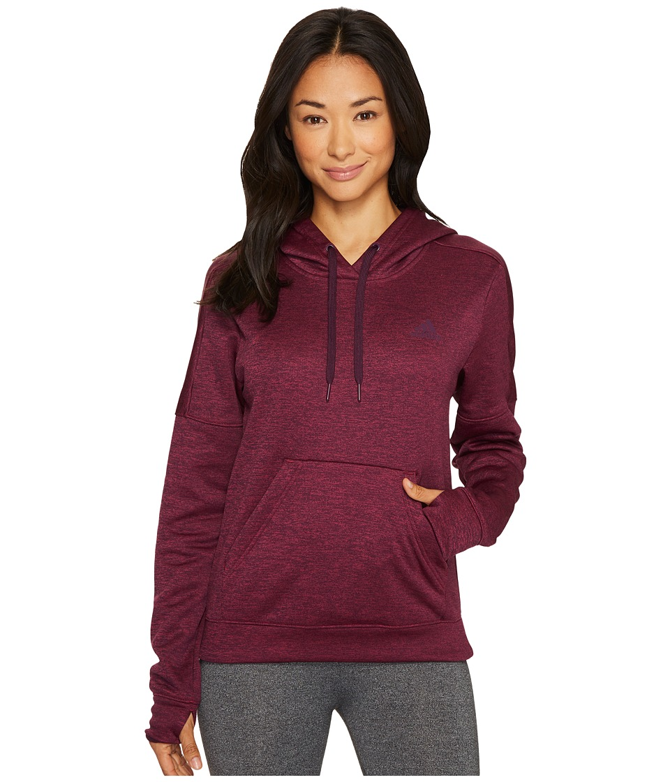 adidas - Team Issue Fleece Pullover Hoodie