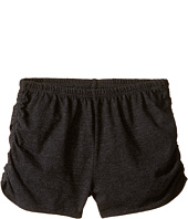 Chaser Kids - Super Soft Tri-Blend Side Shirred Shorts (Big Kids)
