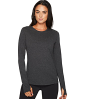New Balance - Heather Tech Long Sleeve Top