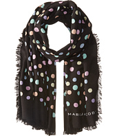 Marc Jacobs - Pastel Dot Large Stole