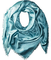 Marc Jacobs - Solid Monogram Logo Shawl