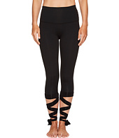 Beyond Yoga - Just Your Stripe High Waisted Capris