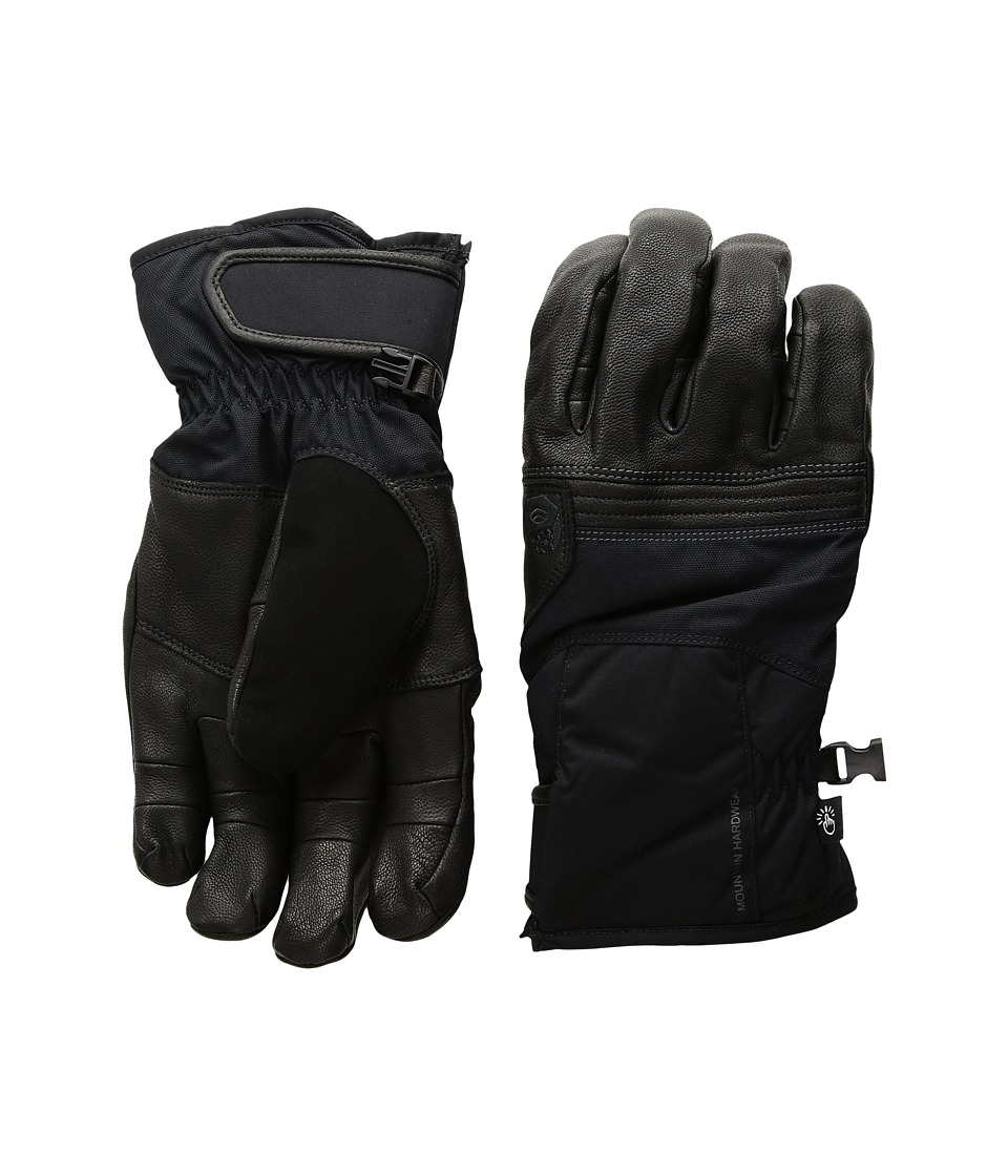 Mountain Hardwear FireFall Gloves (Black) Extreme Cold Weather Gloves