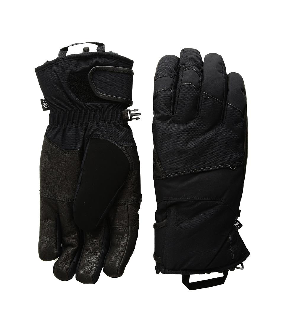 Mountain Hardwear Superbird Gloves (Black) Extreme Cold Weather Gloves