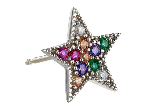 Marc Jacobs Something Special Studs Rainbow Star Single Stud Earrings