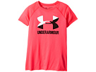 Under Armour Kids - UA Solid Big Logo Short Sleeve Tee (Big Kids)