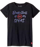 Under Armour Kids - Basketball Is My Sport Short Sleeve Tee (Big Kids)
