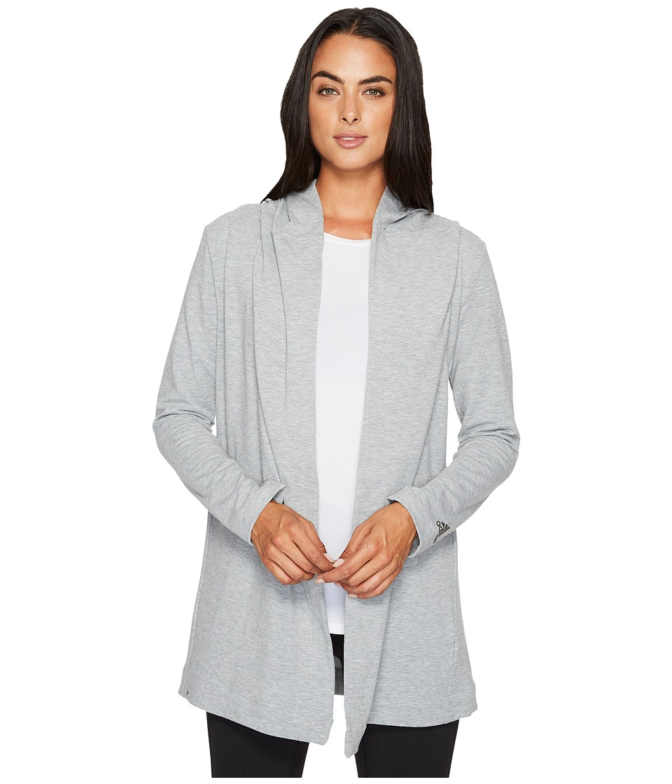 adidas - Performer Open Front Cover-Up