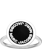 Marc Jacobs - Logo Disc Enamel Logo Disc Ring