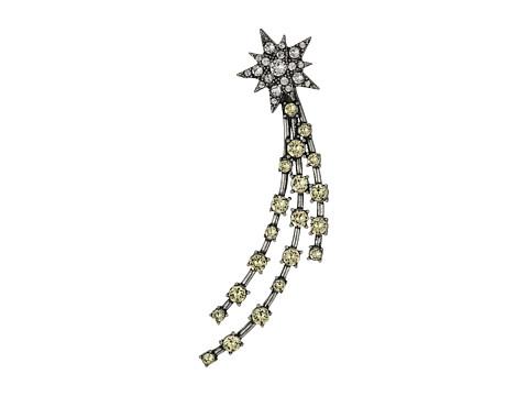 Marc Jacobs Charms Celestial Shooting Star Single Earrings