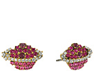 Marc Jacobs - Charms Celestial Strass Planet Studs Earrings