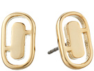 Marc Jacobs - Icon Cut Out Studs Earrings