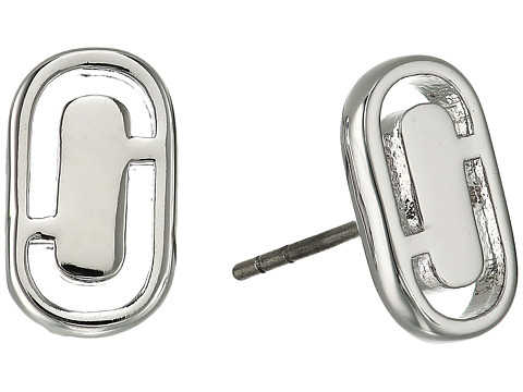 Marc Jacobs Icon Cut Out Studs Earrings