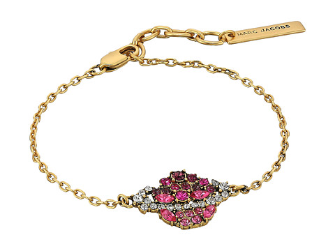 Marc Jacobs Charms Celestial Strass Planet Bracelet