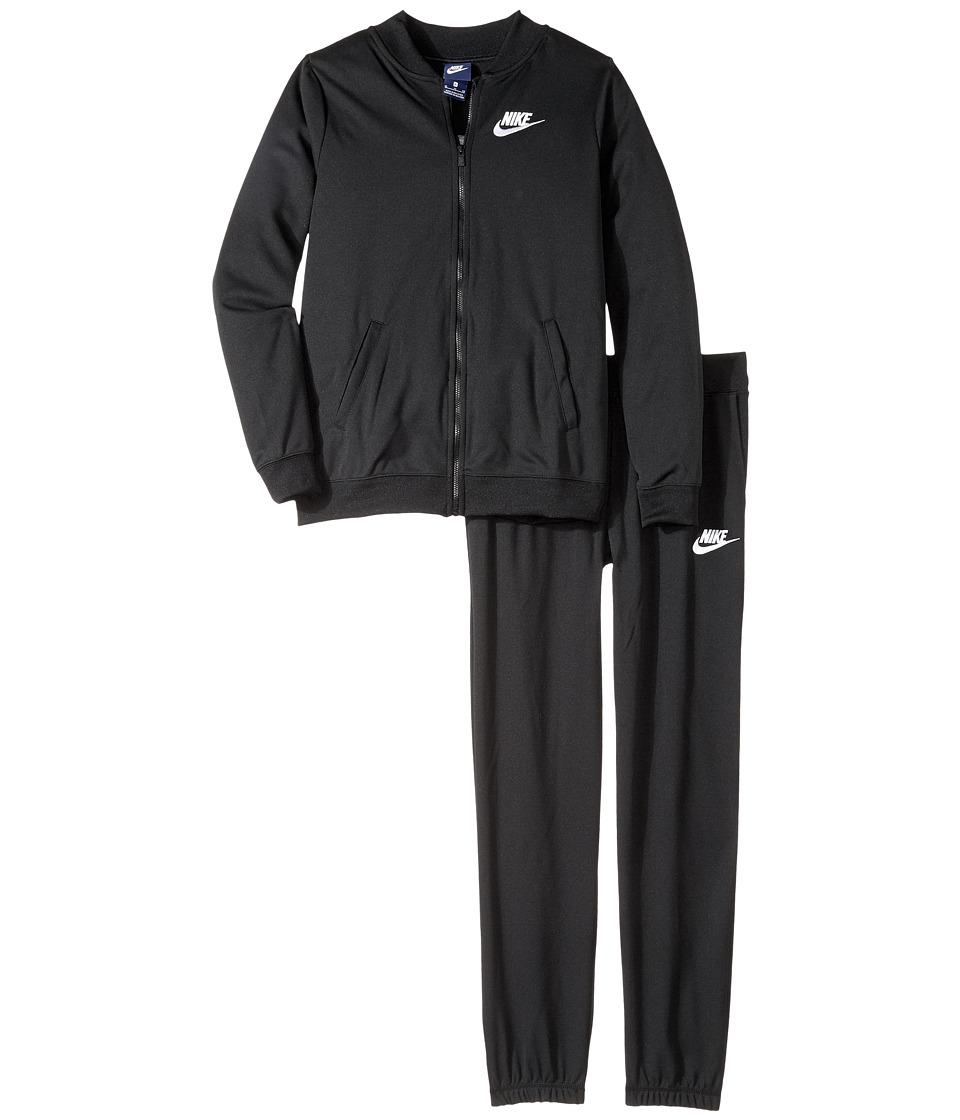 Nike Kids - Sportswear Track Suit (Little Kids/Big Kids) ...