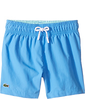Lacoste Kids - Solid Classic Swimsuit (Little Kids/Big Kids)