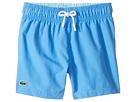 Lacoste Kids - Solid Classic Swimsuit (Little Kids/Big Kids)