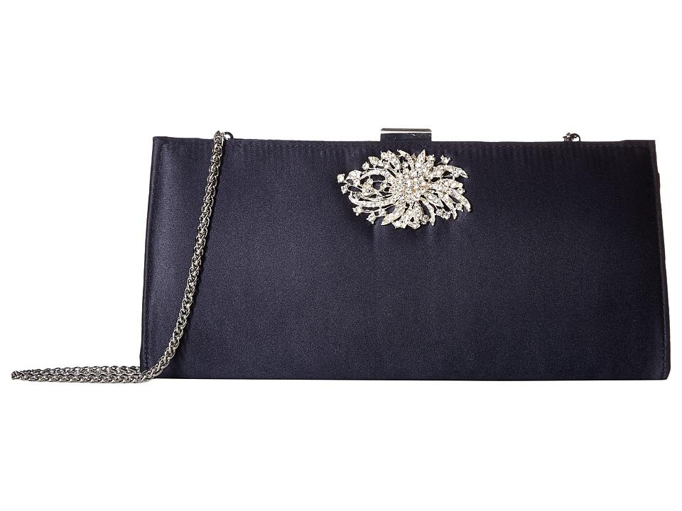 Adrianna Papell - Stacee (Navy) Handbags