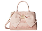 Pearl Of A Girl Lace Bow Satchel