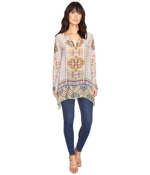 Johnny Was Tempo Flair Blouse - Multi A