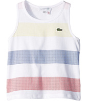 Lacoste Kids - Stripe Tank Top (Toddler/Little Kids/Big Kids)