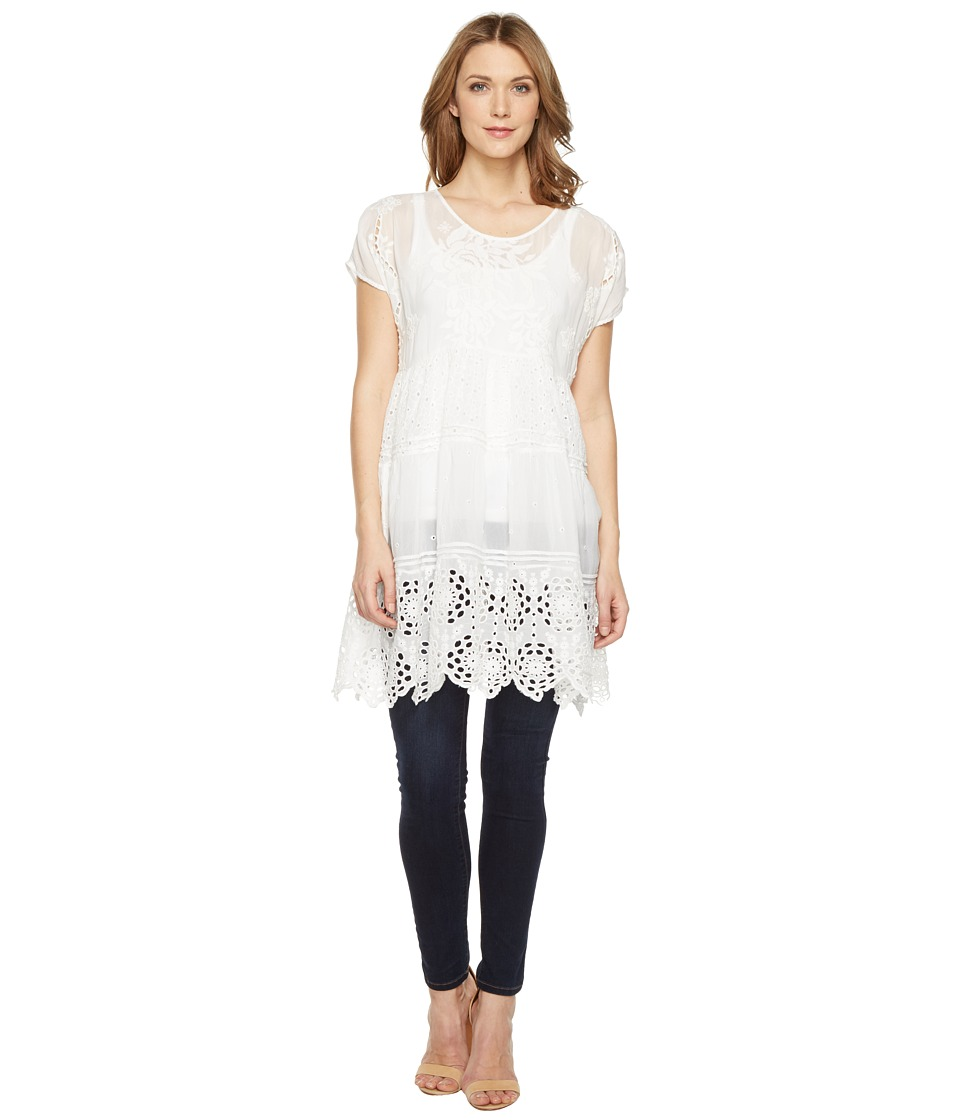 Johnny Was - Arva Tiered Tunic