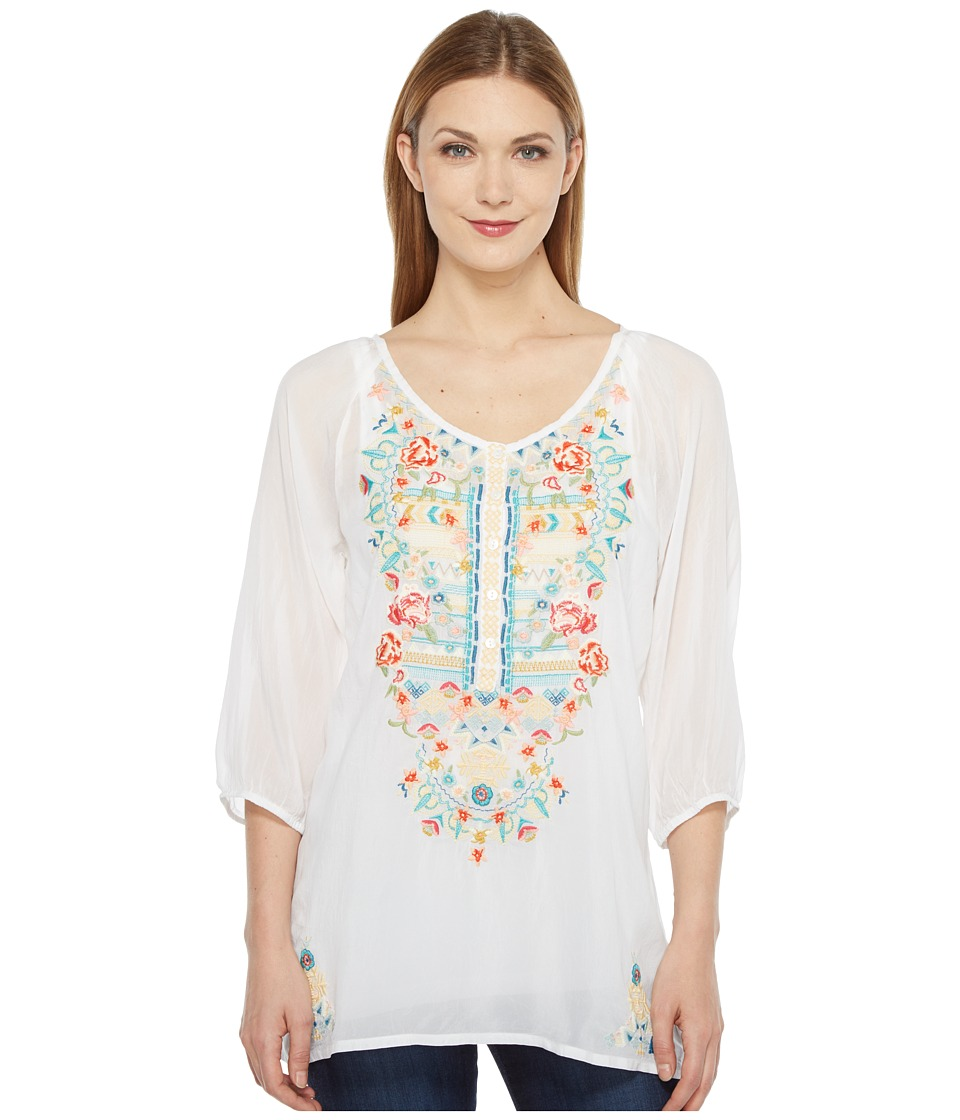 Johnny Was - Linnet Blouse