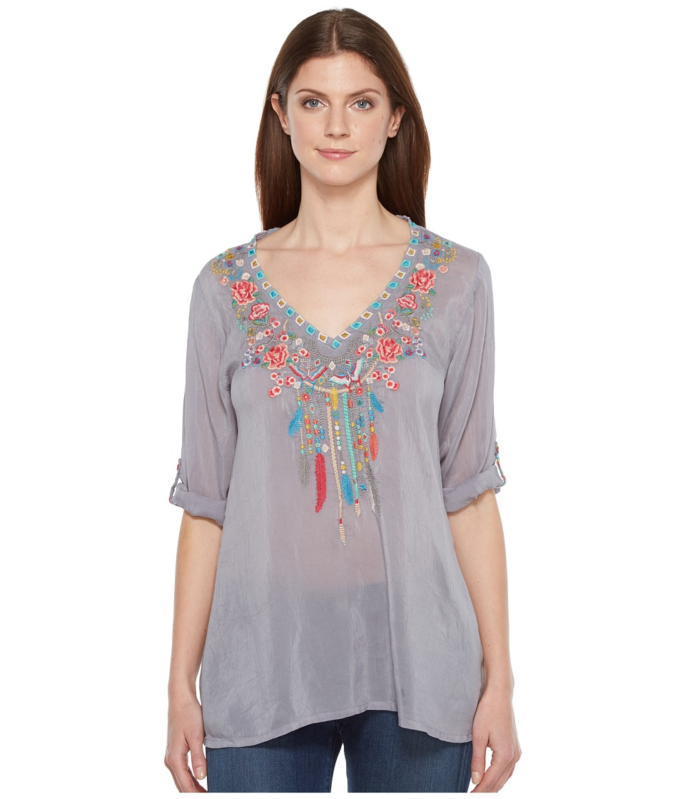 Johnny Was - Butterfly Dream Blouse