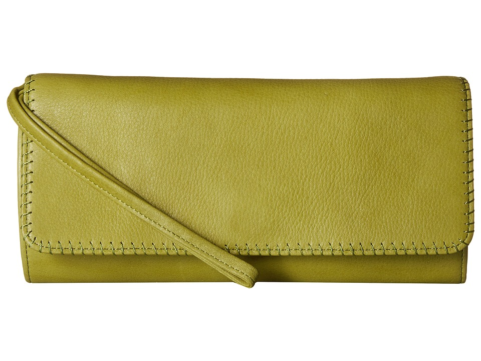 Hobo Era (Moss) Clutch Handbags