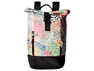 Sakroots Artist Circle Roll Top Backpack