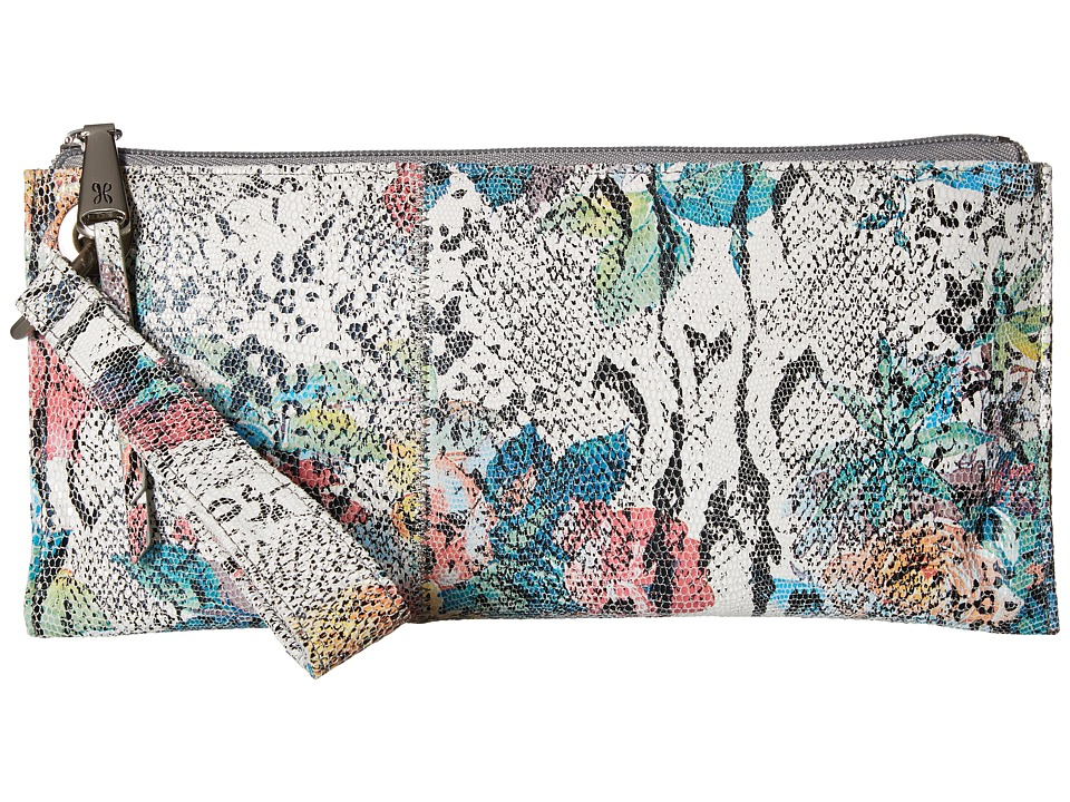 Hobo Vida (Lizard Floral) Clutch Handbags