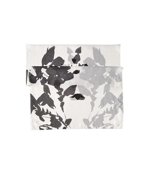 CALVIN KLEIN Floral Print in Black