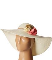 Calvin Klein - Straw Flower Sun Hat