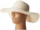 Calvin Klein - Sequin Straw Hat
