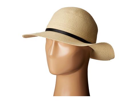 Calvin Klein Fine Weave Sun Hat - Natural