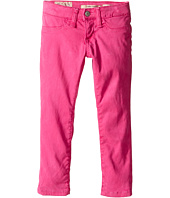 Polo Ralph Lauren Kids - Aubrie Denim in Ultra Pink (Toddler)