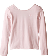 Polo Ralph Lauren Kids - Cotton Scoop Knit Top (Little Kids)