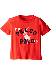 Ralph Lauren Baby - Jersey Graphic Tee (Infant)