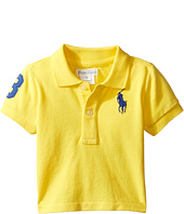 Ralph Lauren Baby - Short Sleeve Big Pony Top (Infant)