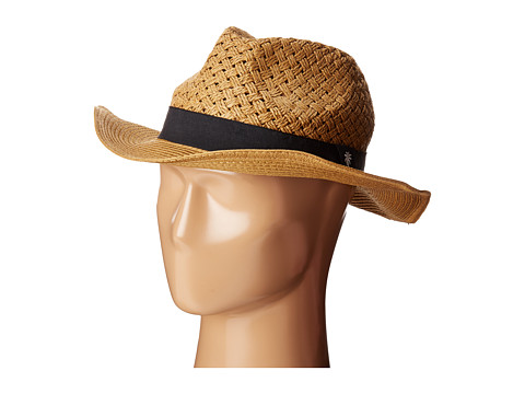 Roxy Sky of My Dreams Straw Hat - Natural
